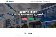 Создание одностраничника на Wordpress 215 - kwork.ru