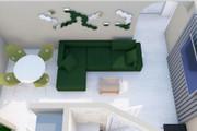 Создам планировку дома, квартиры с мебелью 108 - kwork.ru