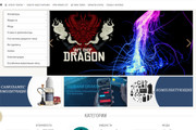 Создам интернет-магазин на движке Opencart, Ocstore 27 - kwork.ru