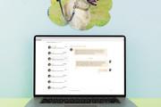 Создам дизайн страницы сайта 99 - kwork.ru