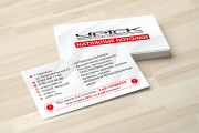 Дизайн визитки с исходниками 203 - kwork.ru