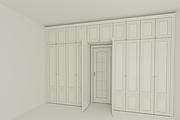 Визуализация мебели, предметная, в интерьере 123 - kwork.ru