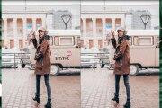 Быстрое удаление водяных знаков, мусора ненужных объектов с ваших фото 63 - kwork.ru