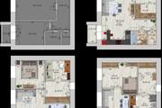 Интересные планировки квартир 108 - kwork.ru