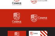 Ваш новый логотип. Неограниченные правки. Исходники в подарок 279 - kwork.ru