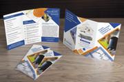Дизайн буклета 26 - kwork.ru