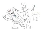 Быстро нарисую веселые иллюстрации 91 - kwork.ru