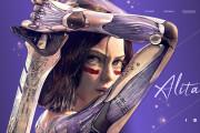 Создам яркий анимационный Лендинг, мини сайт на Readymag 8 - kwork.ru