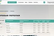 Вёрстка сайтов по доступной цене 341 - kwork.ru
