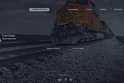 Дизайн страницы сайта в PSD 80 - kwork.ru