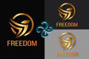 Логотип в кратчайшие сроки 12 - kwork.ru