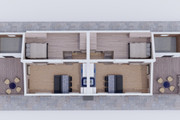 Фотореалистичная 3D визуализация экстерьера Вашего дома 221 - kwork.ru