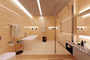 Дизайн ванной комнаты 13 - kwork.ru