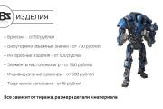 Красиво, стильно и оригинально оформлю презентацию 229 - kwork.ru