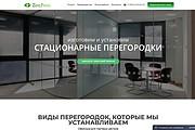 Создание одностраничника на Wordpress 213 - kwork.ru