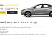 Создам лендинг на вордпресс 123 - kwork.ru