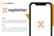 Разработка логотипа для сайта и бизнеса. Минимализм 174 - kwork.ru
