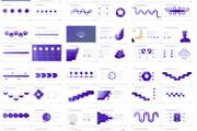 Набор премиальной инфографики для презентаций PowerPoint 7 - kwork.ru