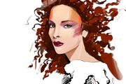 Сделаю иллюстрацию в стиле фэшн иллюстрации 28 - kwork.ru