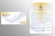 Разработаю дизайн комплекта конверт и бланк письма 6 - kwork.ru