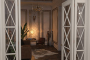 Фотореалистичная 3D визуализация интерьера 187 - kwork.ru
