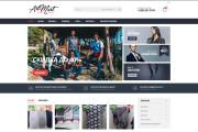 Создание готового интернет-магазина на Вордпресс WooCommerce с оплатой 26 - kwork.ru