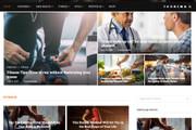 Шаблоны спортивных сайтов на WordPress на русском с обновлениями 11 - kwork.ru