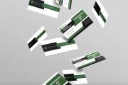Дизайн двусторонней визитки 18 - kwork.ru