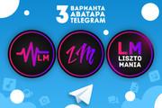 Оформление Telegram 97 - kwork.ru