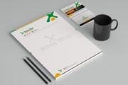 Создам фирменный стиль бланка 165 - kwork.ru
