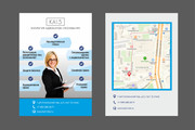 Дизайн флаера, листовки 104 - kwork.ru