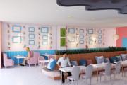 Интерьеры ресторанов, кафе 42 - kwork.ru