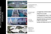 Стильный дизайн презентации 536 - kwork.ru