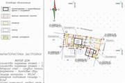 Схема планировочной организации земельного участка - спозу 49 - kwork.ru