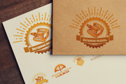 Презентабельный логотип с нуля 30 - kwork.ru