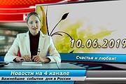 Именное видеопоздравление с юбилеем, Днем рождения - индивидуально 61 - kwork.ru