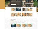 Уникальный дизайн сайта для вас. Интернет магазины и другие сайты 237 - kwork.ru