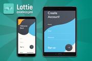 Lottie анимация для Android, iOS и React Native 5 - kwork.ru