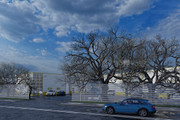 3D Визуализация коммерческих и административных зданий 10 - kwork.ru