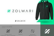 Разработка логотипа для сайта и бизнеса. Минимализм 167 - kwork.ru