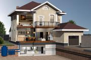 Создам планировку дома, квартиры с мебелью 137 - kwork.ru