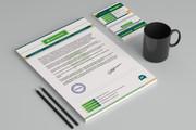 Создам фирменный стиль бланка 243 - kwork.ru
