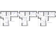 Планировка квартиры или жилого дома, перепланировка и визуализация 150 - kwork.ru