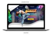 Дизайн сайта Landing Page 16 - kwork.ru