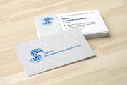 Дизайн визитки с исходниками 175 - kwork.ru
