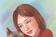 Яркий цифровой портрет по фото 15 - kwork.ru