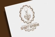 Разработаю винтажный логотип 142 - kwork.ru