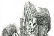 Быстро нарисую персонажа, иллюстрацию в любом стиле 20 - kwork.ru