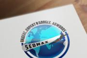 Сделаю логотип в круглой форме 174 - kwork.ru