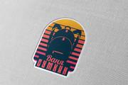 Разработаю винтажный логотип 189 - kwork.ru